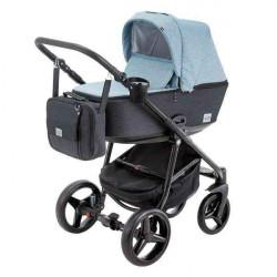 Y-40 - Детская коляска Adamex Reggio 3 в 1