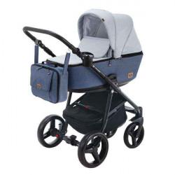 Y-41 - Детская коляска Adamex Reggio 2 в 1