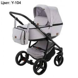 Y-104 - Детская коляска Adamex Reggio 3 в 1