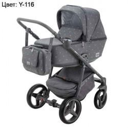 Y-116 - Детская коляска Adamex Reggio 3 в 1
