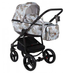 Y-120 - Детская коляска Adamex Reggio 3 в 1