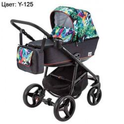 Y-125 - Детская коляска Adamex Reggio 3 в 1