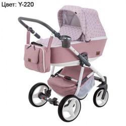 Y-220 - Детская коляска Adamex Reggio 3 в 1