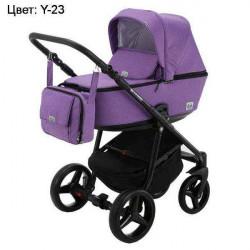 Y-23 - Детская коляска Adamex Reggio 3 в 1