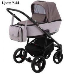 Y-44 - Детская коляска Adamex Reggio 3 в 1