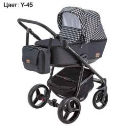 Y-45 - Детская коляска Adamex Reggio 3 в 1