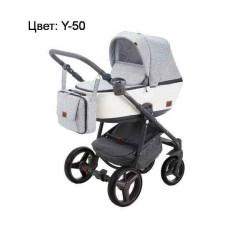 Y-50 - Детская коляска Adamex Reggio 3 в 1