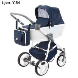 Y-54 - Детская коляска Adamex Reggio 3 в 1