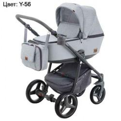 Y-56 - Детская коляска Adamex Reggio 3 в 1