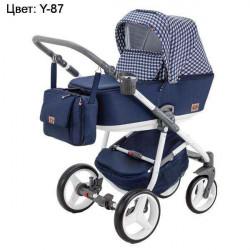 Y-87 - Детская коляска Adamex Reggio 3 в 1
