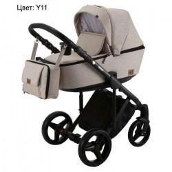 Y11 - Детская коляска Adamex Riccio 3 в 1