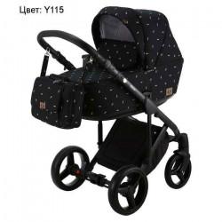 Y115 - Детская коляска Adamex Riccio 3 в 1