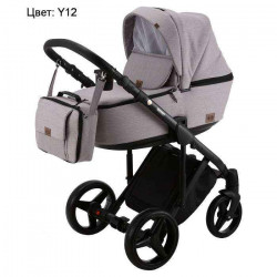 Y12 - Детская коляска Adamex Riccio 3 в 1