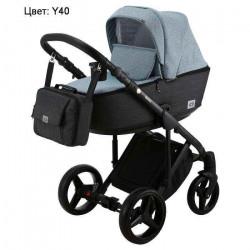 Y40 - Детская коляска Adamex Riccio 3 в 1