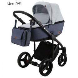 Y41 - Детская коляска Adamex Riccio 3 в 1