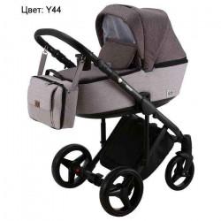 Y44 - Детская коляска Adamex Riccio 3 в 1