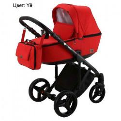Y9 - Детская коляска Adamex Riccio 3 в 1