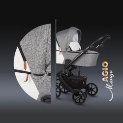 M-196 - Детская коляска AGIO Mango 3 в 1