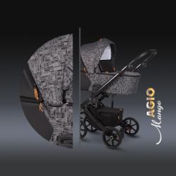 M-198 - Детская коляска AGIO Mango 3 в 1