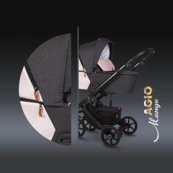 M-201 - Детская коляска AGIO Mango 3 в 1
