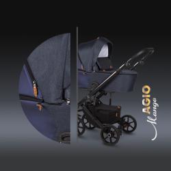 MO-01 - Детская коляска AGIO Mango 3 в 1