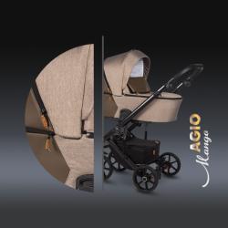 MO-02 - Детская коляска AGIO Mango 3 в 1