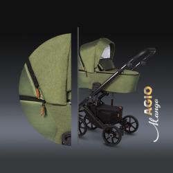 MO-03 - Детская коляска AGIO Mango 3 в 1