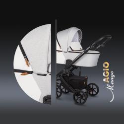 MO-04 - Детская коляска AGIO Mango 3 в 1