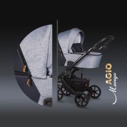 MO-05 - Детская коляска AGIO Mango 3 в 1