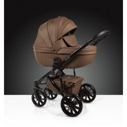 Cappuccino - Детская коляска AGIO Prado 2 в 1