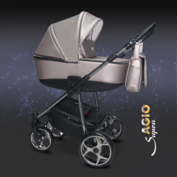 Color - 01 - Детская коляска AGIO Supra 2 в 1
