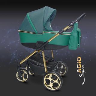Детская коляска AGIO Supra 2 в 1