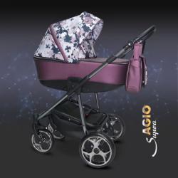 Color - 03 - Детская коляска AGIO Supra 2 в 1