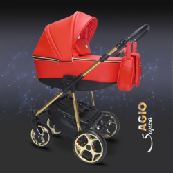 Color - 04 - Детская коляска AGIO Supra 2 в 1
