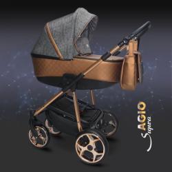 Color - 08 - Детская коляска AGIO Supra 2 в 1