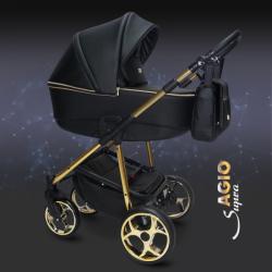 Color - 09 - Детская коляска AGIO Supra 2 в 1