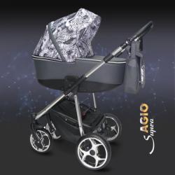 Color - 10 - Детская коляска AGIO Supra 2 в 1