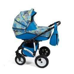 01 - Детская коляска Alis Mateo 2 в 1