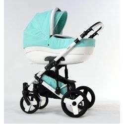 11 - Детская коляска Amadeus Amber 3 в 1
