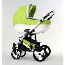 02 - Детская коляска Amadeus Amber 3 в 1