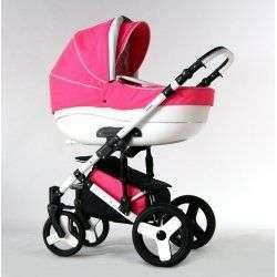 03 - Детская коляска Amadeus Amber 3 в 1
