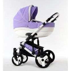 04 - Детская коляска Amadeus Amber 3 в 1