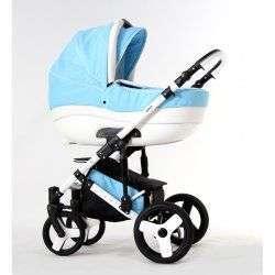 05 - Детская коляска Amadeus Amber 3 в 1