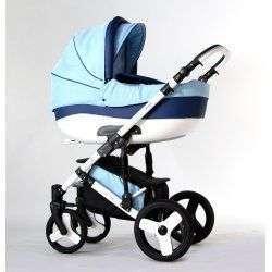 07 - Детская коляска Amadeus Amber 3 в 1