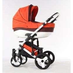 08 - Детская коляска Amadeus Amber 3 в 1