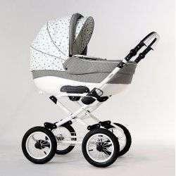 3 - Детская коляска Amadeus Evita 2 в 1
