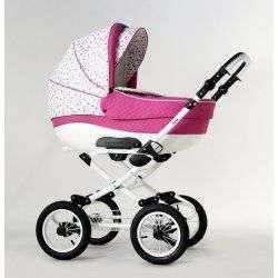 4 - Детская коляска Amadeus Evita 2 в 1