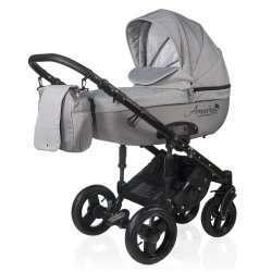 05 - Детская коляска AmaroBaby SOFT 3 в 1