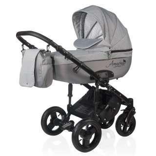 Детская коляска AmaroBaby SOFT 3 в 1