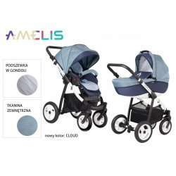 Cloud - Детская коляска Amelis Pro 2 в 1